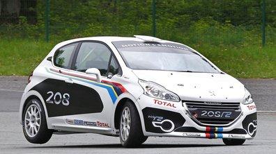 Peugeot 208 R2 : rallye nostalgique !