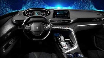 Futur Peugeot 3008 : fuite de la planche de bord !
