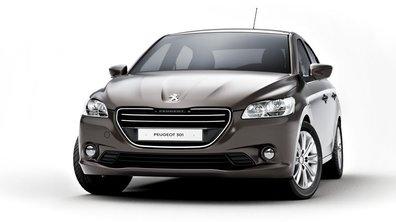 Mondial de l'Auto 2012 : Peugeot 301, objectif monde !