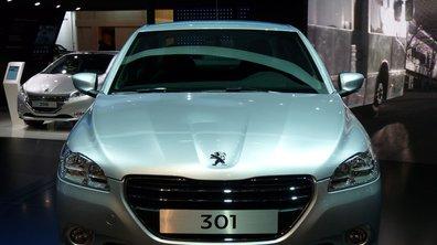 PSA Peugeot Citroën : ventes en baisse de 9% en 2012