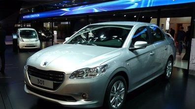 Essai Vidéo - Exclusif : La Peugeot 301 arrive en France !