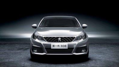 Salon de Pékin 2016 : la Peugeot 308 Sedan, une française qui a du coffre !