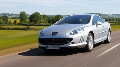 Peugeot 407 Coupé : les diesel downsizés arrivent