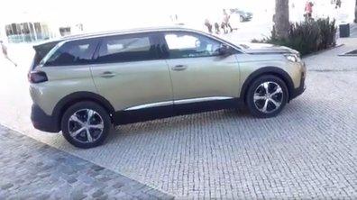 Teaser Vidéo : La Peugeot 5008 génération 2017 ce dimanche dans Automoto