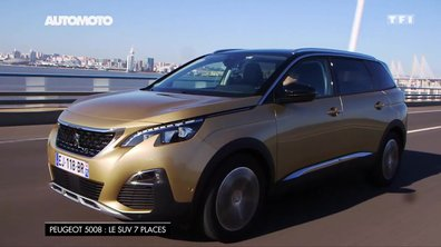 Essai Vidéo : Le Peugeot 5008 2017