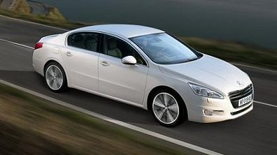 Le marché automobile en baisse en novembre 2011