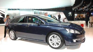 Les annonces de Peugeot au Mondial de l'Auto