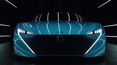 Peugeot Instinct Concept 2017 : la grille française de 2030 ?