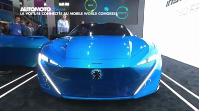 Actu : L'Automobile du futur au Salon du mobile de Barcelone
