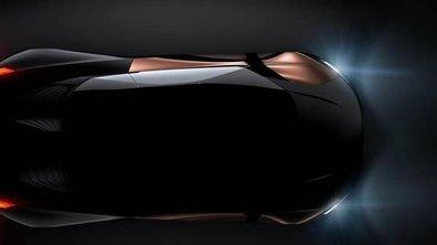 Peugeot présentera son concept Onyx au Mondial de l'Auto