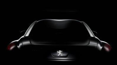Salon de Francfort 2009 : Peugeot RCZ, du concept à la réalité