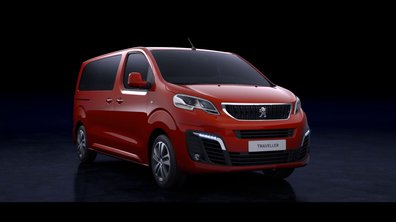 Peugeot Traveller 2016 : présentation officielle