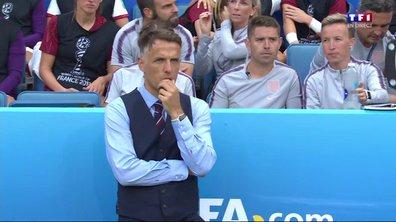 """Phil Neville estime que l'Angleterre a failli : """"Nous venions pour l'or"""""""