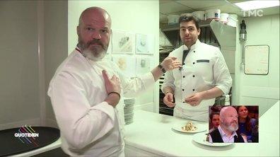 Philippe Etchebest dans son restaurant, ça donne quoi ?
