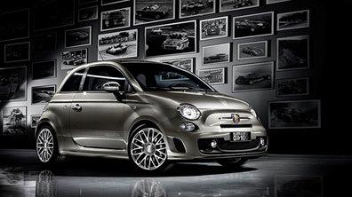 Fiat Abarth 500 DA 0 A 100