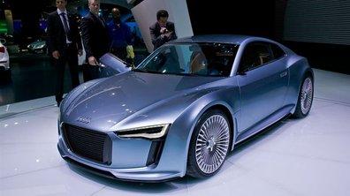 Salon de Détroit 2010 : Nouvelle version de l'Audi e-Tron