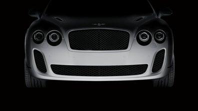 Genève 2009 : La Bentley Extreme