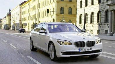 BMW 760 : un V12 sous le capot !