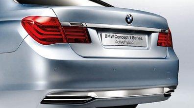 BMW Série 7 ActiveHybrid