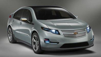 Chevrolet Volt: 64 km sans une goutte d'essence