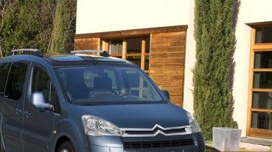7 places pour le Citroën Berlingo