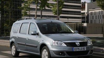 La Dacia Logan MCV s'offre un relooking