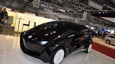 Genève 2009 : EDAG Light Car