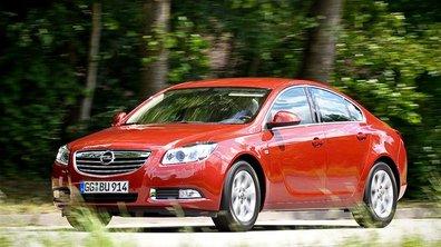 Essai : Opel Insignia ecoFLEX