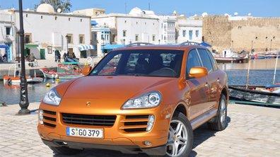 Essai : Porsche Cayenne Diesel