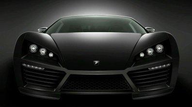Fenix Supercar : Production prévue en fin d'année