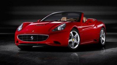 Ferrari California: Première sortie avant Paris