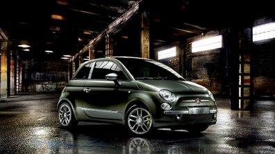 Fiat 500 by Diesel : une série limitée au mondial