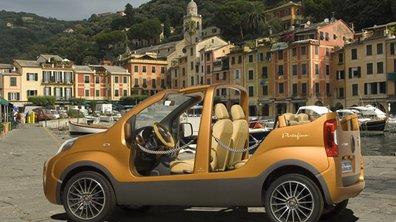 Fiat Portofino : un petit Buggy