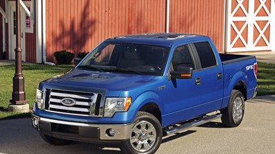 Ford F-150 SFE: Le pick-up moins gourmand