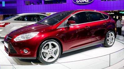 Salon de Detroit 2010 : nouvelle Ford Focus III