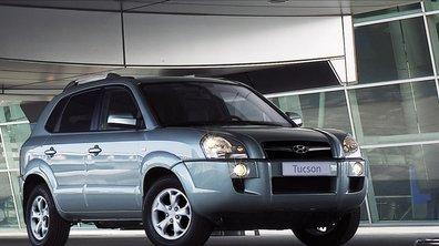 Hyundai Tucson : Nouveau surtout pour son moteur
