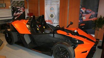 Salon Cabriolet 2009 : KTM X-Bow