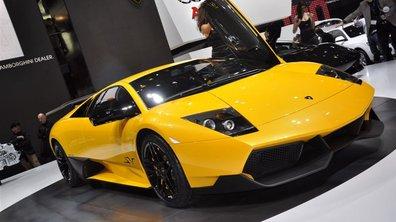 Genève 2009 : Lamborghini LP670-4