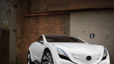 Mazda Kazamai : Concept léger et dynamique
