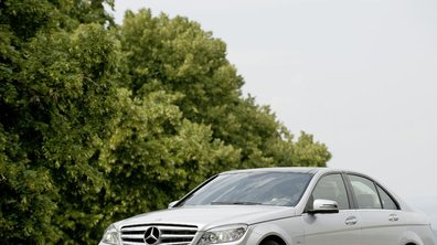 Mercedes C 250 CDI BlueEfficiency : 5,2 L/100km