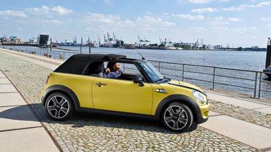 La Mini Cabriolet se met à jour