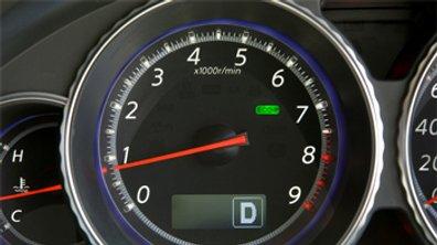 Nissan Eco Pédale : Consommation contrôlée