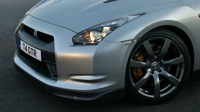 Nissan GT-R : 5 chevaux de plus