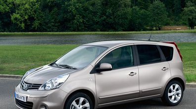 Nissan Note : voici la Version 2009