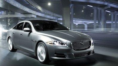 Nouvelle Jaguar XJ : moderne et fluide, une vraie rupture