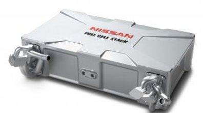 Nissan présente sa nouvelle pile à combustible