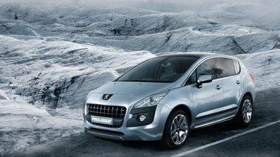 Peugeot Prologue: un prototype hybride à Paris