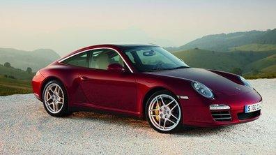 Premier tours de roues avec la Porsche 911 Targa