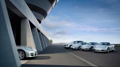 Porsche Panamera : Premières images officielles