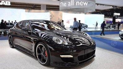 Une Porsche Panamera by TechArt : Juste une question de style